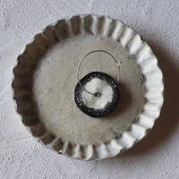 田中友紀|pierce [dancers] nickel silver 1