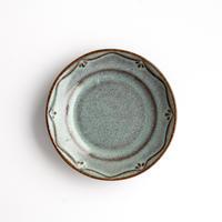 【7月号掲載分】内山太朗 15レリーフの豆皿