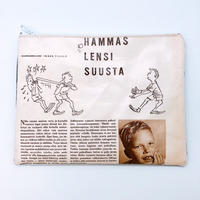 LIFE AND BOOKS | OLD PAPER POUCH (L)8-8