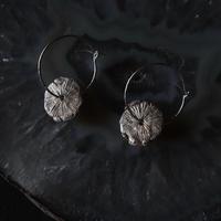 田中友紀|pierce [捩/hoop] silver