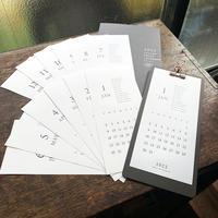 大枝活版室|2022カレンダーセットA
