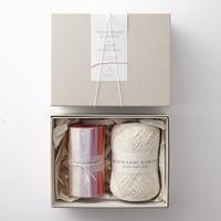 WACCA JAPAN|和紙ロール&和紙糸の詰め合わせBOX | TWILIGHT 暮色【月刊手紙舎限定セット】