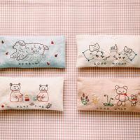 Kanae Entani|おやすみアイピローセット(DOGS/BEARS/CATS/GIRLS)