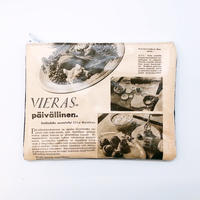 LIFE AND BOOKS | OLD PAPER POUCH (L)9-12