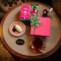 Cake太陽ノ塔 タイヨウノオハコ 選べる紅茶とクッキーアソート6種