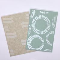 西荻ペーパートライ|The Snowback Press | CutItOut!Cards ポストカードセットI(2枚組)