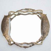 谷内亮太|クマとサケの鏡1