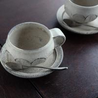 小谷田 潤 面取り紅茶碗皿