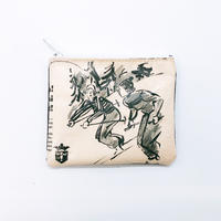 LIFE AND BOOKS | OLD PAPER POUCH (S)9-13