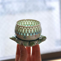 みかガマ|03 キラメキ亀ぐい呑み