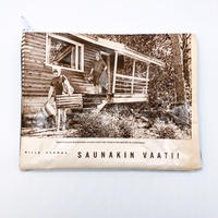 LIFE AND BOOKS|OLD PAPER POUCH (L)21