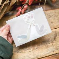 啓文社印刷|meribun 巣ごもりの季節カードセット