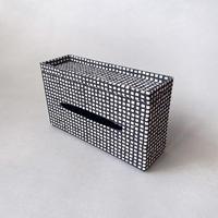 &PAPERS|SNEAK SIDE LOKTA bold grid black