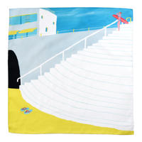 "Natsuki CAMINO|インテリアクロス ""Paper Trip""/surf girl"