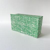 &PAPERS|STANLEY LOKTA  random grid green