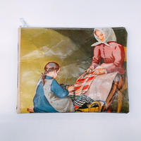LIFE AND BOOKS|OLD PAPER POUCH (L)10-4