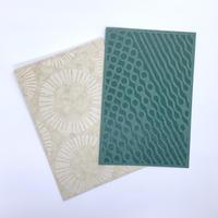 西荻ペーパートライ|The Snowback Press | CutItOut!Cards ポストカードセットD(2枚組)