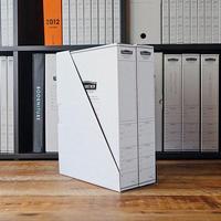 HI MOJIMOJI|WORKERS'BOX WIDE 2冊 + STAND セット