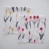 otsukiyumi|Tulipハンカチ