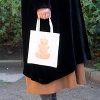 Loule|西荻窪・しみずやのくまサブレミニバッグ(写真)