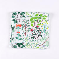 KAYO AOYAMA|ガーゼハンカチ flora