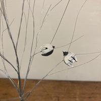 結城琴乃|焦がし絵 鳥D