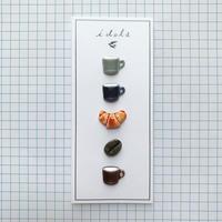 idola アソートボタン「モーニングセット」