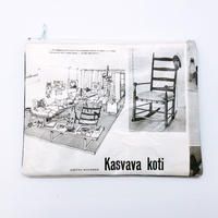 LIFE AND BOOKS | OLD PAPER POUCH (L)9-7