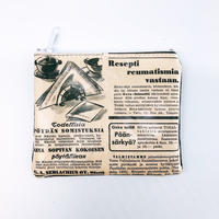 LIFE AND BOOKS|OLD PAPER POUCH (S)10-9