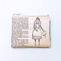 LIFE AND BOOKS | OLD PAPER POUCH (S)8-2