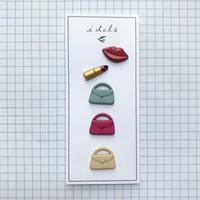 idola|アソートボタン「リップ&バッグセット」