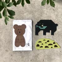 北紙道 hokKAMIdo(ほっかいしこう社) | 真夏の山と北海道ポストカードセット