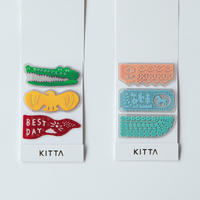 HITOTOKI|【新商品】KITTA Clear アソートセットB