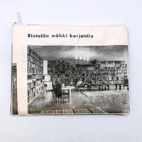 LIFE AND BOOKS|OLD PAPER POUCH (L)25