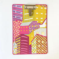 &PAPERS CLIP BOARD apartment