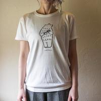 cafeゴリョウ オリジナルTシャツ【ホワイト】