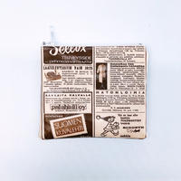 LIFE AND BOOKS|OLD PAPER POUCH (S)10-7