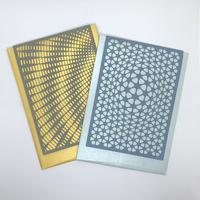 西荻ペーパートライ The Snowback Press   CutItOut!Cards グリーティングカードセットE(2組セット)