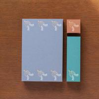 北紙道 hokKAMIdo(4社合同) | 花と言の葉を綴じる旅 -中箱(大中小)-