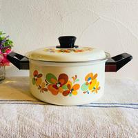【10月号掲載分】houti|KOTOBUKI 可愛い柄のホーロー鍋