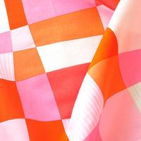 華市松|手拭い「H1070:ひねもすのたり(ピンク)」
