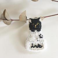 Cotoha|インクcat 限定ブローチ black cat