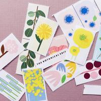 DRESSENSE|【紙博限定】イギリス製切手シール 草花