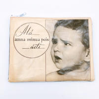 LIFE AND BOOKS|OLD PAPER POUCH (L)7-8