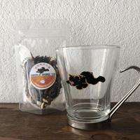 雑貨食堂 六貨|THE BEAR SHOP ガラスマグ&ショコラオレンジティー