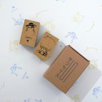 サンカケル|【月刊手紙舎限定】ニコマスタンプ特別BOXセットC