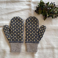 a.mo knit|まあるいミトン【受注商品:2月中発送】