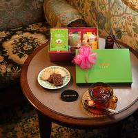 Cake太陽ノ塔 【手紙社限定】タイヨウノオハコ 選べる紅茶と紅茶マドレーヌ3種