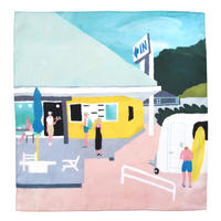 "Natsuki CAMINO|インテリアクロス""Paper Trip""/DRIVE IN"