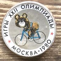 オソブランコ|ミーシャバッジ21(自転車)